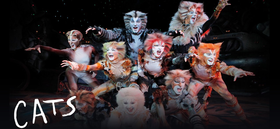 Cats - The Musical Tour